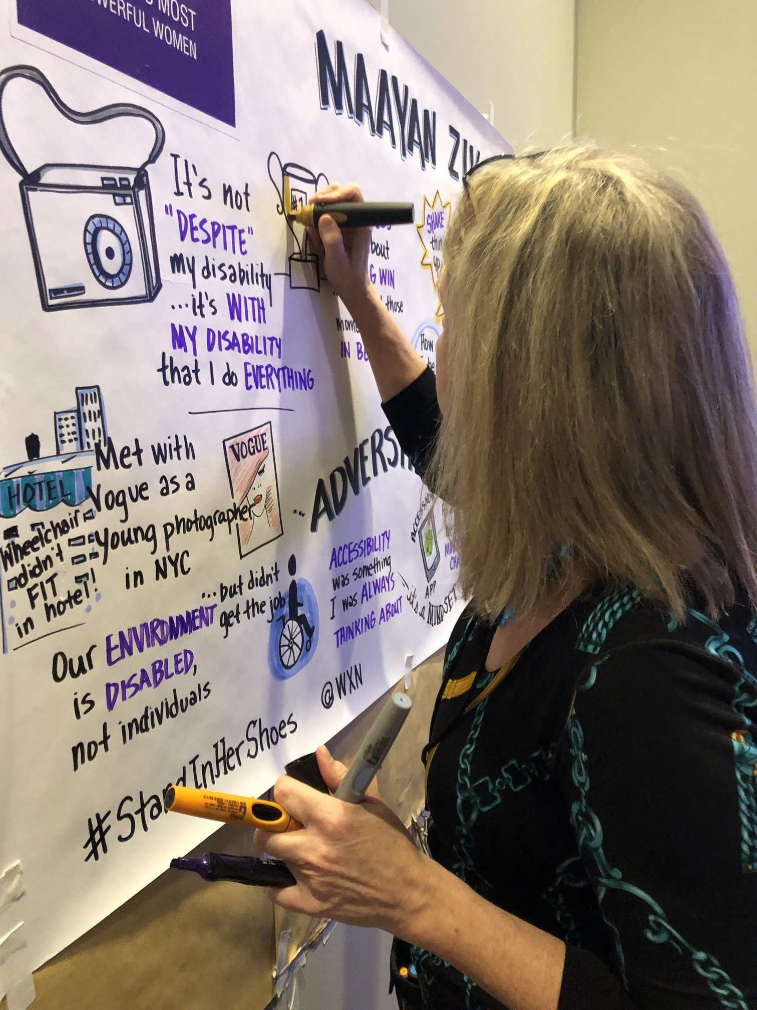 Graphic Recording; Leadership