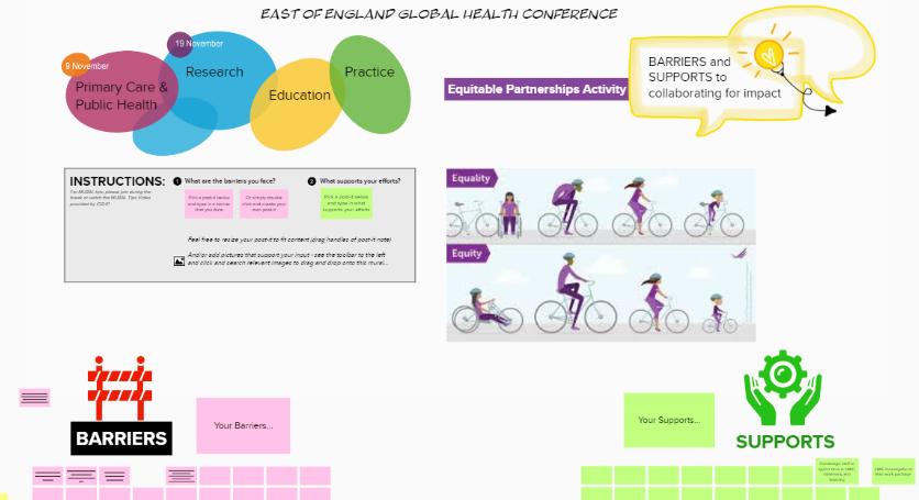 Conference Collaborative Activity Design