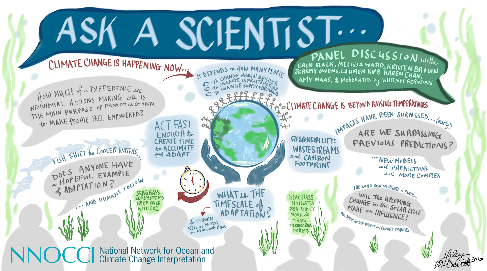 Ask a Scientist Panel with NNOCCI