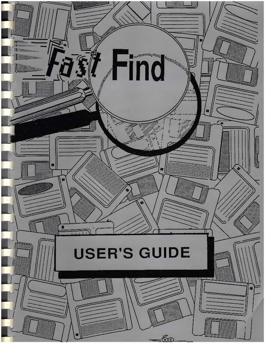 Cover of user guide