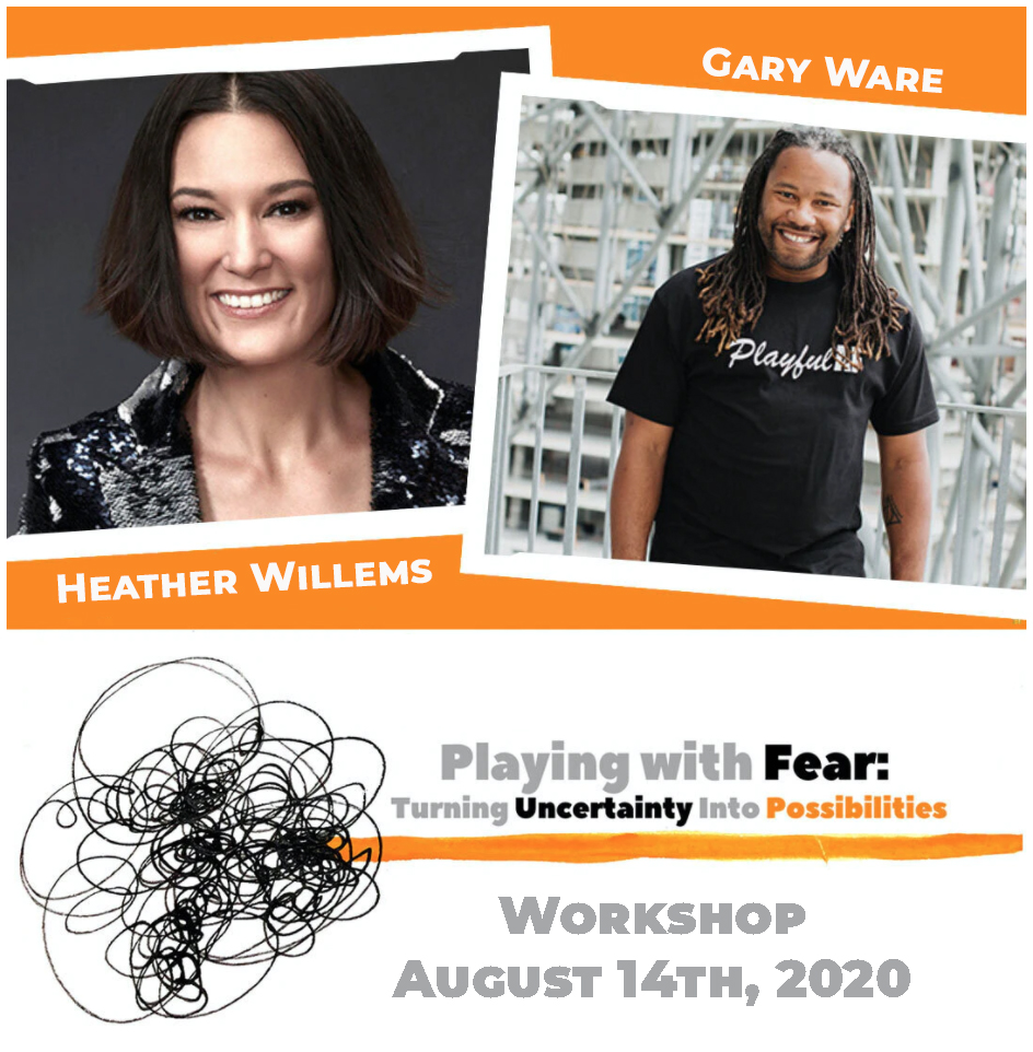 Playing with Fear: Turning uncertainty into Possibiliities