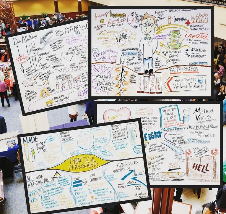 Day Long Event Graphic Recording Series
