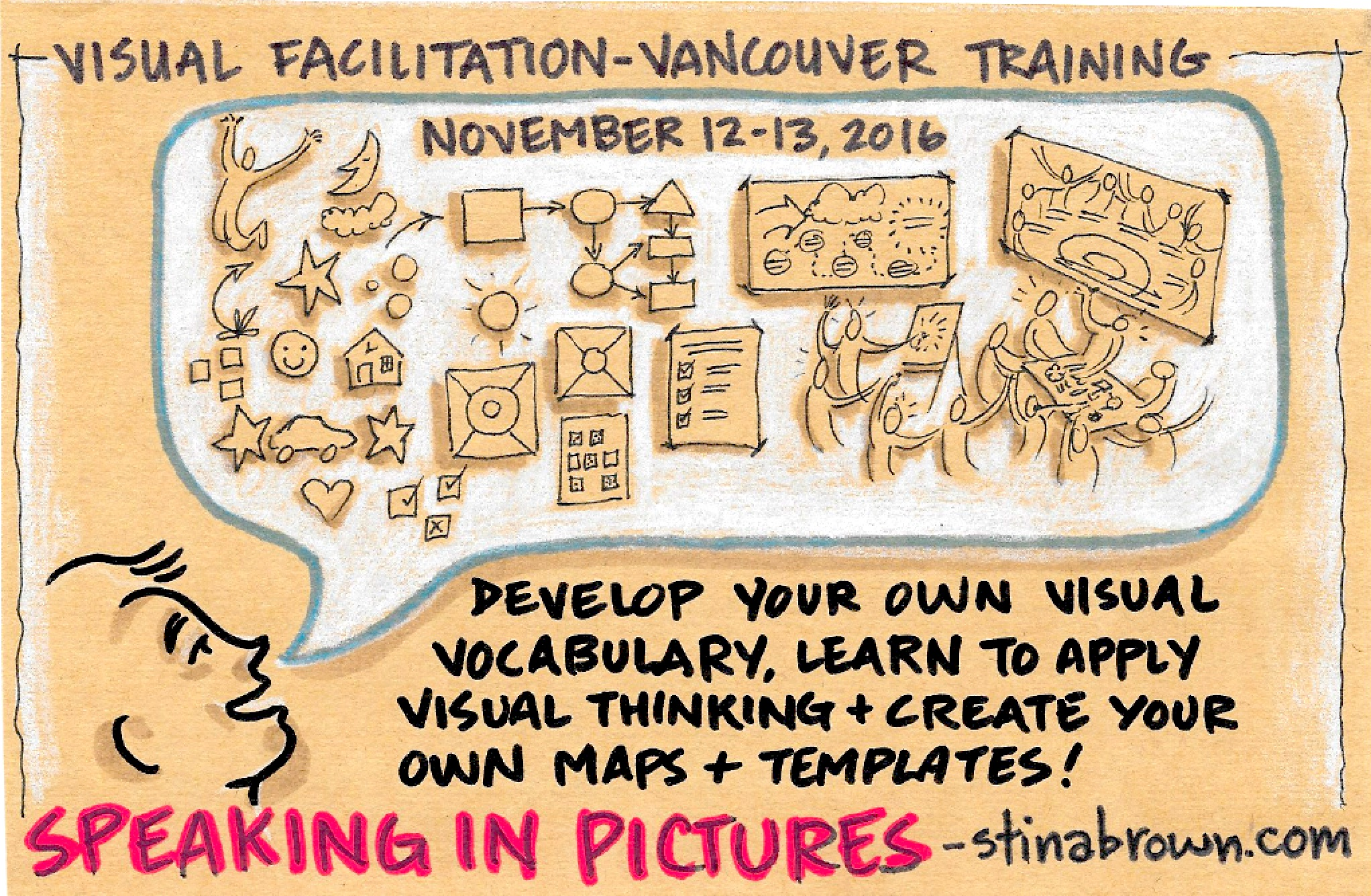 Speaking in pictures 2 day visual facilitation training vancouver speaking in pictures 2 day visual facilitation training vancouver maxwellsz