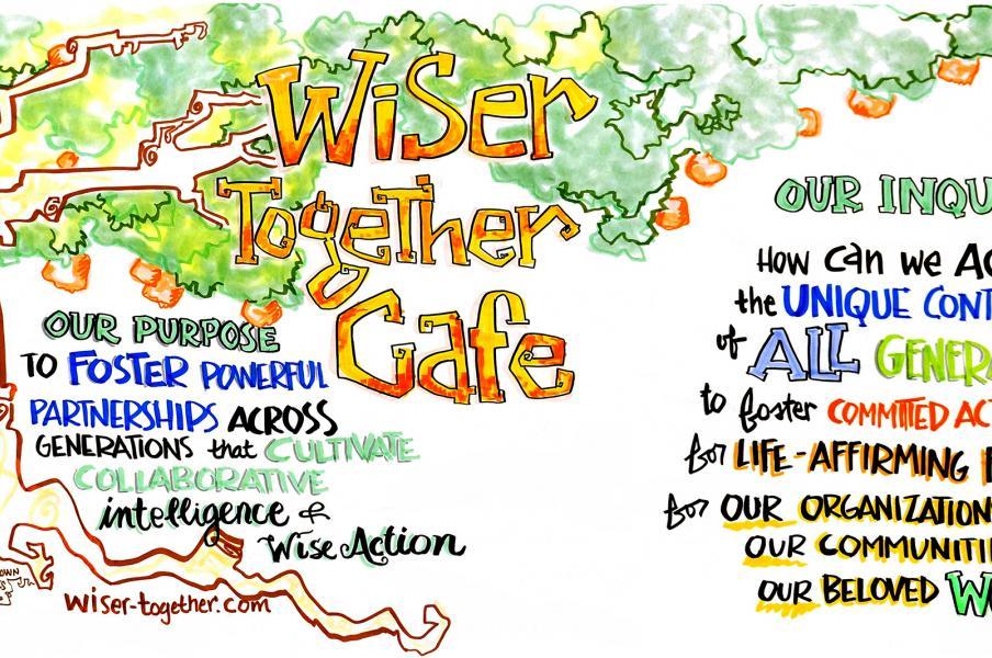World Cafe, Wiser Together