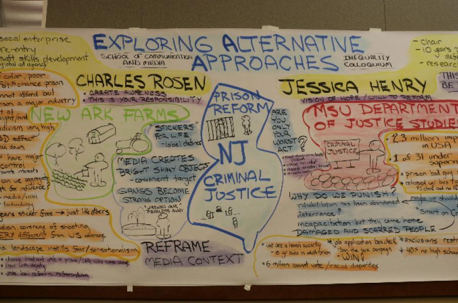 NJ Prison Reform Colloquium at Montclair State University
