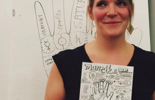 Graphic Storytelling, Graphic Recording, Palmistry, Know Thy Self
