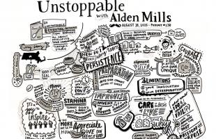 Podcost, Graphic Storytelling, Unstoppable, Podcast