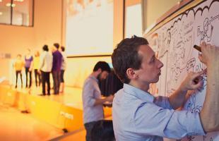 Graphic Recording Facilitation MinOCW  - Creative Support